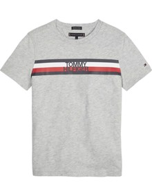 Coaststore.dk | Tommy Hilfiger Essential Global Stripe T-shirt