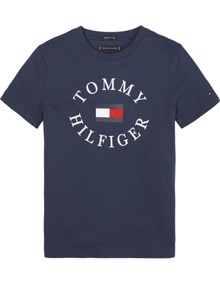 Tommy Hilfiger Kids Essential Tommy Graphic T-shirt | Coaststore.dk