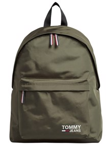 Tommy Jeans Cool City Rygsæk - Olive Night | Coaststore.dk