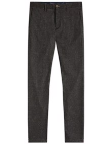 Tommy Hilfiger Denton Chinos  - Charcoal Heather | Coaststore.dk