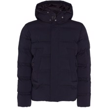 Tommy Hilfiger Hooded Stretch Bomber Jakke
