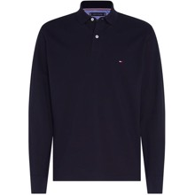 Tommy Hilfiger Regular Polo LS Bluse