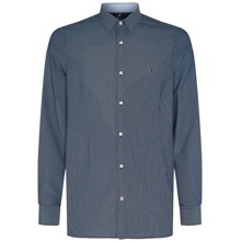 Tommy Hilfiger Slim 4 Way Dobby Skjorte