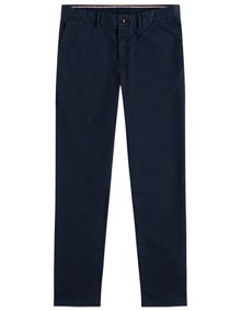 Tommy Hilfiger Tech Stretch Bukser - Sky Captain | Coaststore.dk