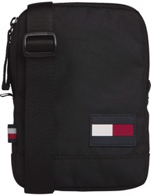 Tommy Hilfiger Core Compact Cross Over - Black | Coaststore.dk