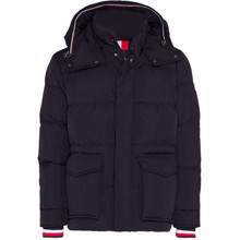 Tommy Hilfiger Tommy Down Hooded Jakke