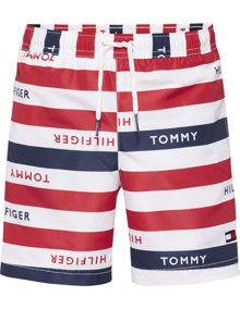 Tommy Hilfiger Kids Medium Drawstring Badeshorts | Coaststore.dk