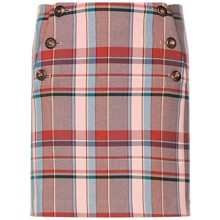 Tommy Hilfiger Check Mini Nederdel
