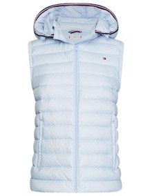 Tommy Hilfiger Essential Down Pack Vest - Breezy Blue | Coaststore