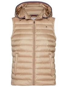 Tommy Hilfiger Essential Down Pack Vest - Medium Taupe | Coaststore
