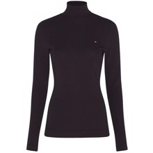 Tommy Hilfiger Essential Skinny Roll Neck Bluse