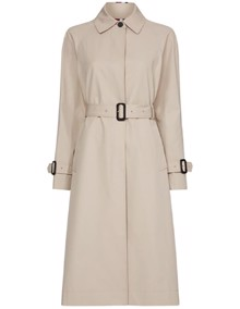 Tommy Hilfiger Essential Trench Coat | Coaststore.dk