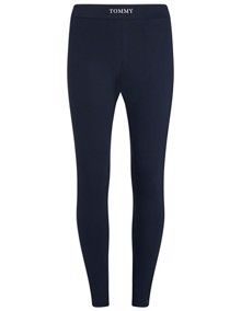 Tommy Hilfiger Lula Leggings - Sky Captain | Coaststore.dk