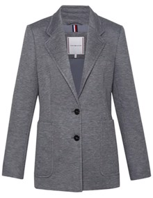 Tommy Hilfiger Rosha Blazer - Medium Grey Heather | Coaststore.dk