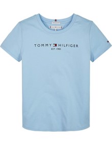 Tommy Hilfiger Essential T-shirt - Calm Blue | Coaststore