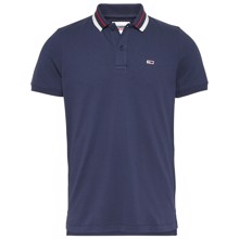 Tommy Jeans Classics Tipped Stretch Polo T-shirt