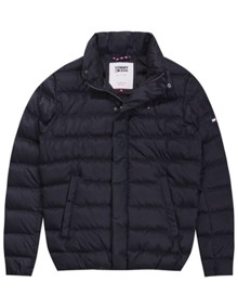 Tommy Hilfiger Light Dunjakke - Tommy Black | Coaststore.dk