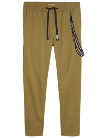 Tommy Jeans Scanton Solid Sweatpants - Uniform Olive | Coaststore