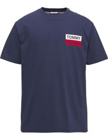 Tommy Jeans Sleeve Graphic T-shirt | Coaststore.dk