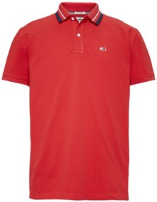 Tommy Jeans Tommy Classic Polo T-shirt | Coaststore.dk