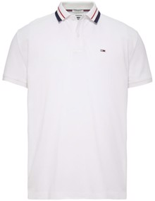 Tommy Jeans Classics Stretch Polo T-shirt | Coaststore.dk