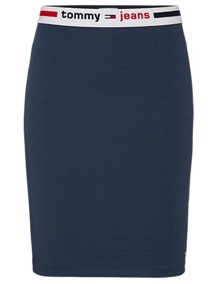 Tommy Jeans Bodycon Nederdel - Twilight Navy | Coaststore
