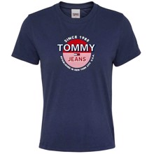 Tommy Jeans Circle Logo T-shirt