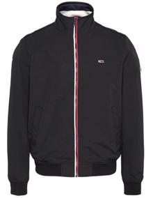 Tommy Jeans Essential Bomberjakke - Tommy Black | Coaststore