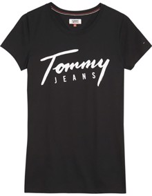 Coaststore.dk | Tommy Jeans Tommy Script T-shirt